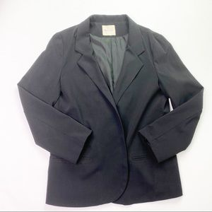 Urban Outfitters Silence + Noise Black Blazer UO
